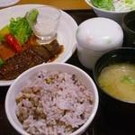 寿司 創作料理  一幸 - サーロインステーキ膳
