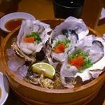 寿司 創作料理  一幸 - 生ガキ