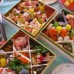 寿司 創作料理  一幸 - 2013おせち料理