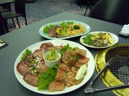 焼肉レストラン 李朝苑
