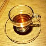 Wine Bar SPADE - 温かいコンソメ