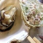17061142 - 焼き牡蠣