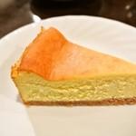 カフェ・パティオ - チーズケーキ