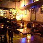 K's Bar - 雰囲気抜群の店内は貸切16名~30名までOK!!シーンに合わせて使い分け♪