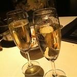17064635 - シャンパン