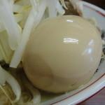 ラーメン大 - 煮玉子