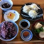 sakankissako - ヨガセットの特別ランチ1500円