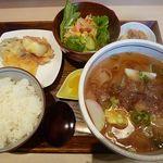 神戸のきしめん - 日替り 750円