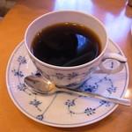 自家焙煎珈琲 カフェ・ブレンナー - ブルーマウンテン、800円