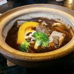 洋風煮込 野菜の風呂 - 料理写真:ビーフシチュー