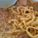 17068085 - ラウド(中)麺&豚その2