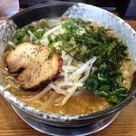 らーめん 次男坊 - 黒豚麺