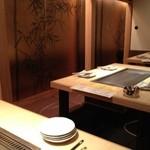 いっかくじゅう - いっかくじゅう 烏丸店のテーブルセット(12.12)