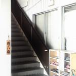 華福 - この階段から2階へ♪