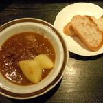 雪ノ下 梅田本店 - 北海道産のポテトとエスカガワさんのバケット♪と一緒に…