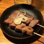 やきとん ま~ちゃん - 2013.1 半焼れば(1串110円)