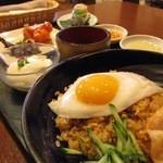 アジアンキッチン 媽媽や - アジアンランチ¥950