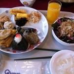 17080776 - おまけ、朝食です。