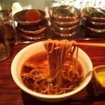 陶カフェ - そば