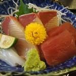 海鮮料理 きとら - 刺身