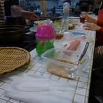 岩津屋 - 孫も一緒に美味しく頂きました。