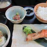 味しん - 紅鮭定食