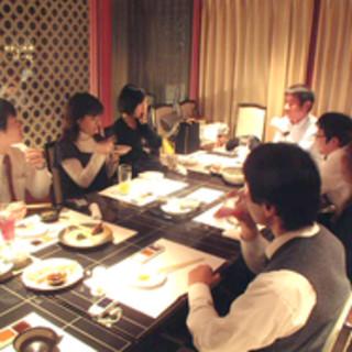 【人気に付きお早目に…】完全個室の8~16名様のお席ご用意!
