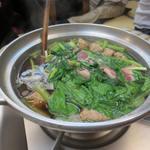 はし本 - 鴨鍋
