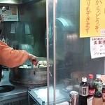 台湾の焼き包子 包包亭 -