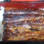 上州屋 - 料理写真:うな重 大