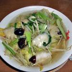 家寶 - 野菜麺(2009年6月)
