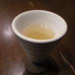 1709938 - 梅酒の水割り