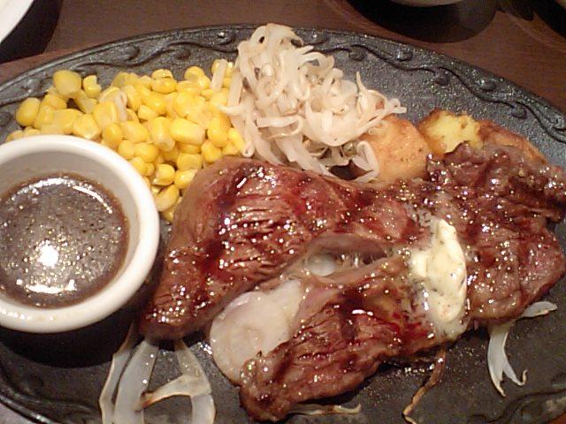 ステーキハンバーグ&サラダバー けん 草加店