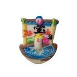 梅かま - 飾り・細工かまぼこ 宝船