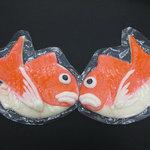 梅かま - 飾り・細工かまぼこ 鯛