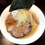 麺屋 あさ蔵 - 魚介旨塩_700円