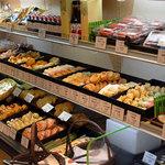 梅香庵 - 冬の期間は美味しいほくほくおでんを品揃え