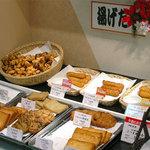 梅香庵 - 美味しい各種天ぷらもご用意しております。