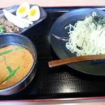 麺屋 國丸 - 辛味噌つけ麺880円
