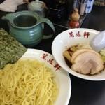 萬馬軒 - 醤油つけ麺