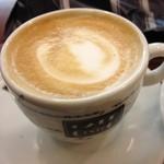 CAFE do CENTRO - カフェラテ