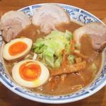 麺工房 武 - 味玉ラーメン(750円)