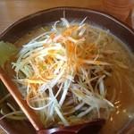 17097264 - 信州味噌タンタン麺