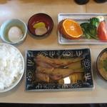 とさ - 料理写真:煮魚定食(ふぐ)