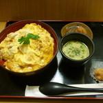 17099137 - 名古屋コーチン親子丼(780円)