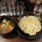 油屋製麺 - つけ麺大750円