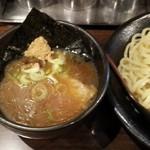 油屋製麺 - つけ麺 つけ汁
