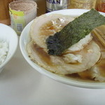 麺くい亭 - バラチャーシュー