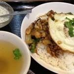 ノング インレイ - 5回目2013年2月1日 ランチFセット イムキィムご飯700円