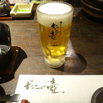 17100054 - 飲み放題 生ビールはキリン一番搾り